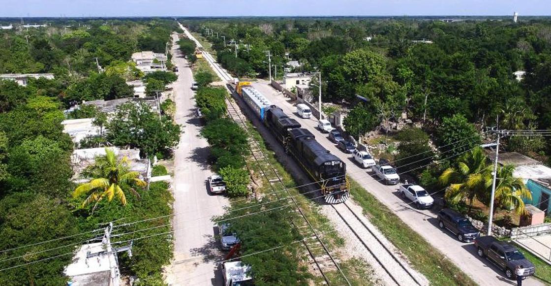 Todo lo que necesitas saber sobre el proyecto del Tren Maya