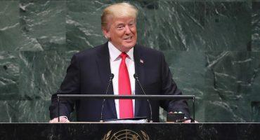 ¿Cómo quieren enjuiciar a uno de los presidentes más exitosos?, pregunta Trump