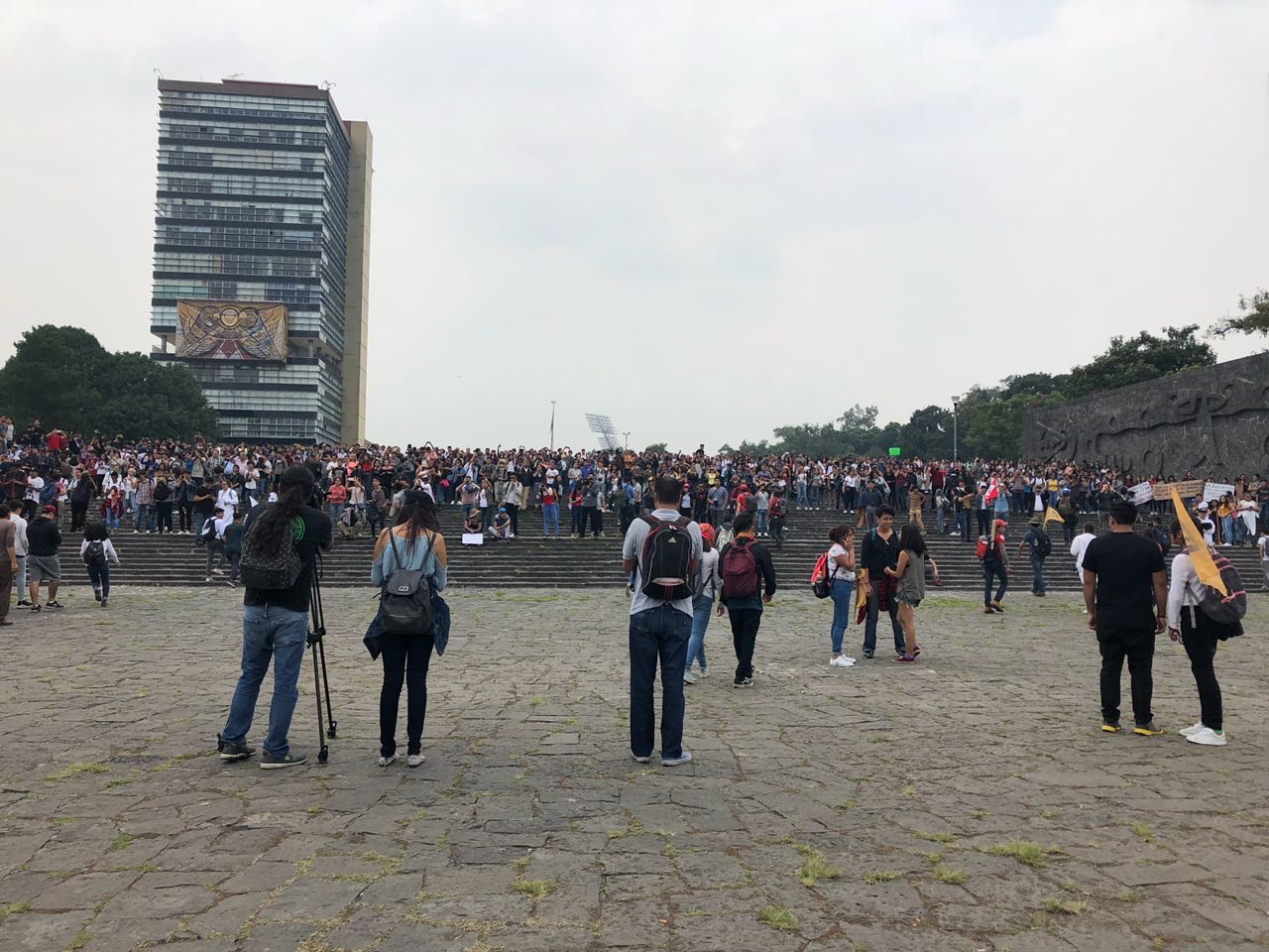 Marcha de la UNAM