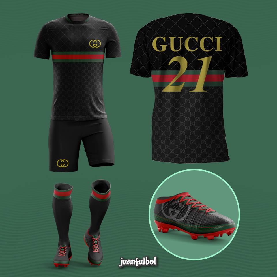 9 uniformes de diseñador que querrás comprar para tu equipo de futbol 79ca24d09b9e3