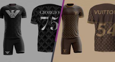 9 uniformes de diseñador que querrás comprar para tu equipo de futbol