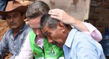 ¿Gracias, Velasco? La reconstrucción del sismo en Chiapas no va ni al 40%