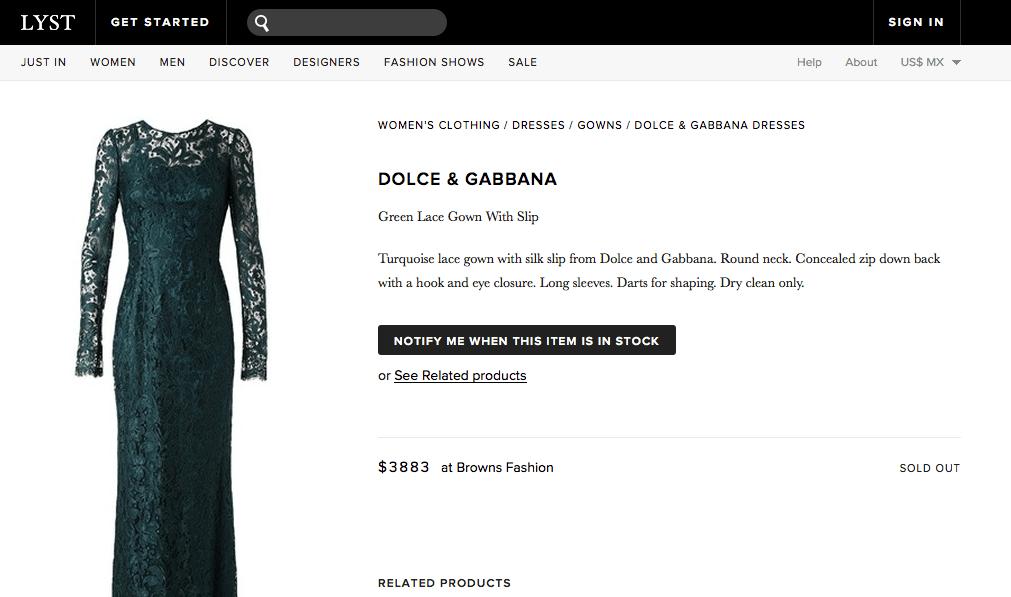Fa$hion Police: Los vestidos de La gaviota para las Fiestas Patrias
