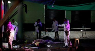 Video: Así fue el escape de los mariachis que dispararon en Garibaldi