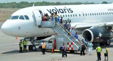 Avión de Volaris tiene accidente por turbulencia; pasajeros resultan heridos