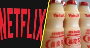 Esta es la  curiosa historia de cómo Netflix  impulsó las ventas de Yakult