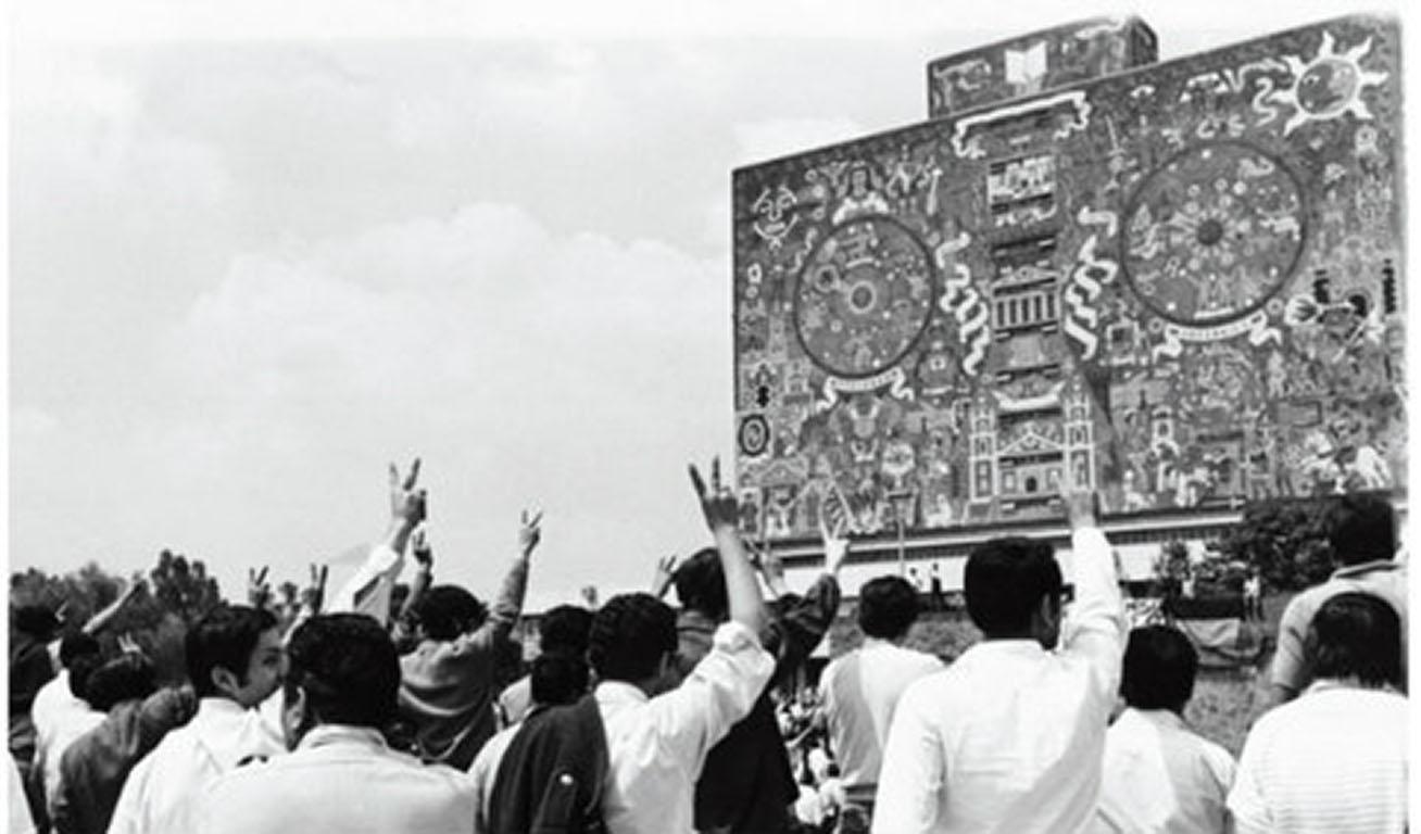 UNAM en el M68