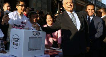 La consulta para el Tren Maya se realizará en diciembre o enero, avisa AMLO