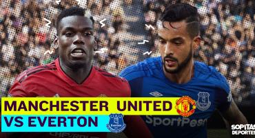 Premier League EN VIVO: Manchester United vs Everton cierran la jornada dominical
