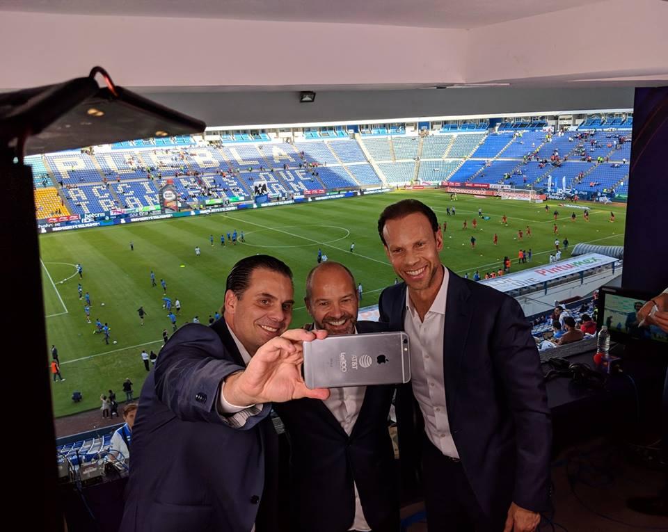 Pollo Ortiz aceptó que Martinoli sí generaba presión a Televisa Deportes