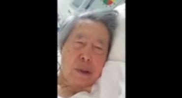 """Tras quitarle indulto, Fujimori pide clemencia: """"no me condenen a muerte, no doy más"""""""
