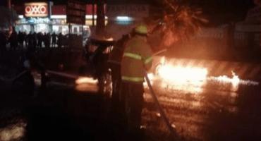 ¡Pum! Diputado de Morena sí conducía camioneta en el momento del accidente: PGJ