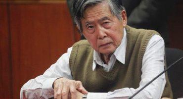 Le quitan el indulto a Fujimori; Corte ordena su captura inmediata