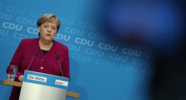 ¿'Adiós' a una época? Merkel no buscará reelección como canciller ni en la CDU