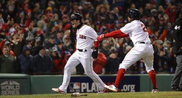 Serie Mundial 2018: Los Boston Red Sox se ponen dos juegos a cero