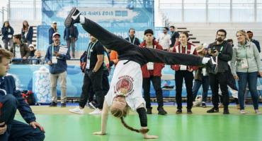 Break-dance: El 'deporte olímpico' que la está rompiendo en los Juegos de la Juventud