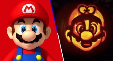 ¡Wow! ¡Mira estas calabazas de Halloween inspiradas en videojuegos!