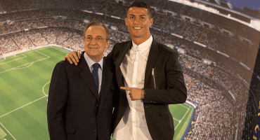 ¡Con todo! Cristiano Ronaldo por fin habló de Florentino Pérez y el Real Madrid