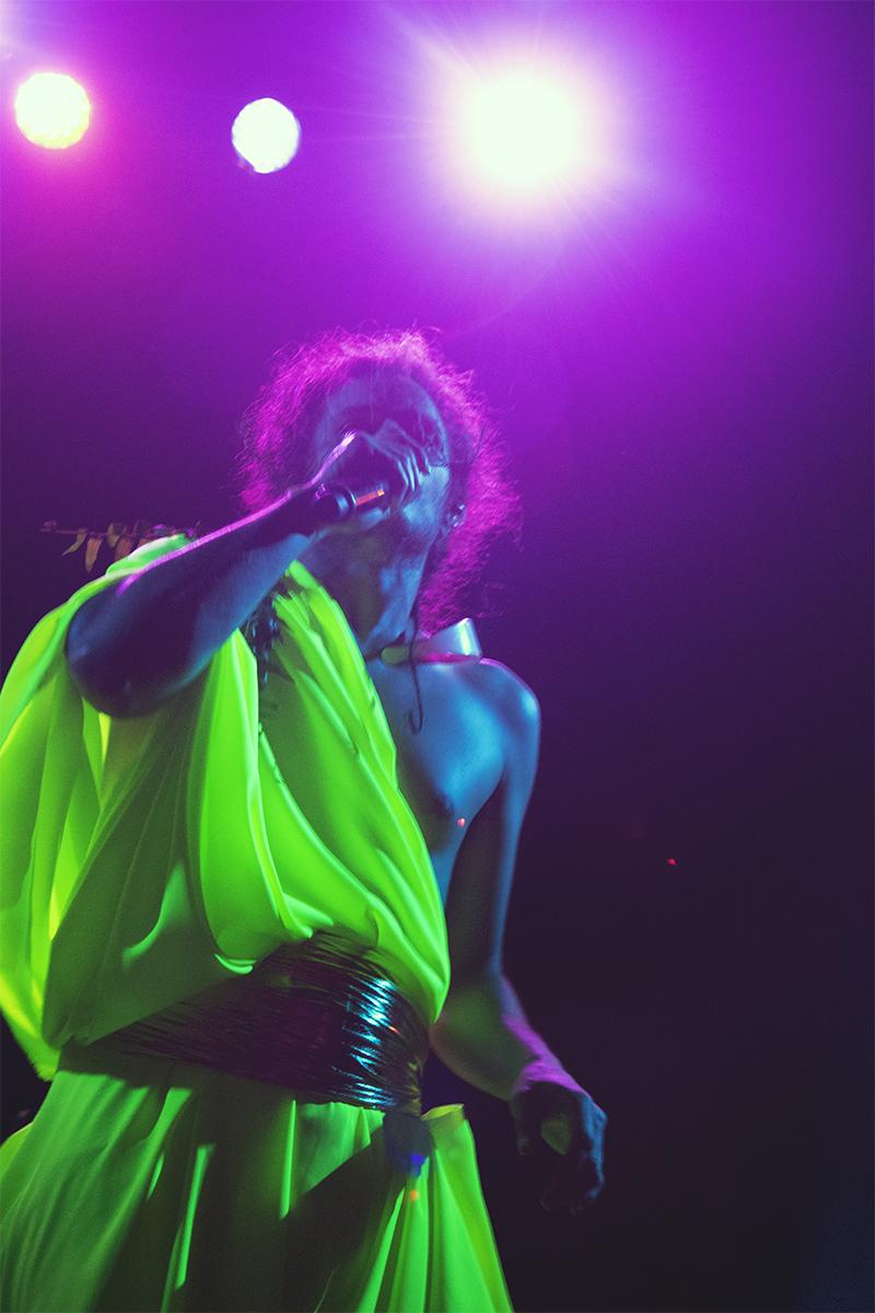 La noche en la que Juan Son dejó de ser un misterio rodante para envolvernos en su música