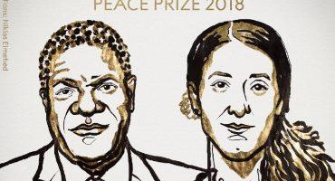 Ni modo Trump... Denis Mukwege y Nadia Murad ganan el Premio Nobel de la Paz