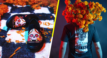 ¡Checa la colección especial de Vans por el Día de Muertos!