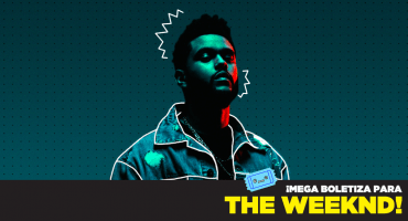 I feel it coming... ¡Que tenemos boletos para The Weeknd!