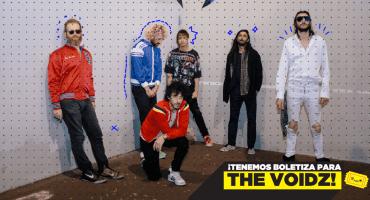 Take Me in Your Army: ¡Tenemos boletiza para The Voidz!