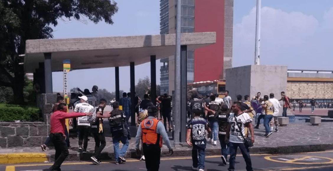 Van 20 detenidos por agresión de estudiantes en Rectoría: PGJCDMX