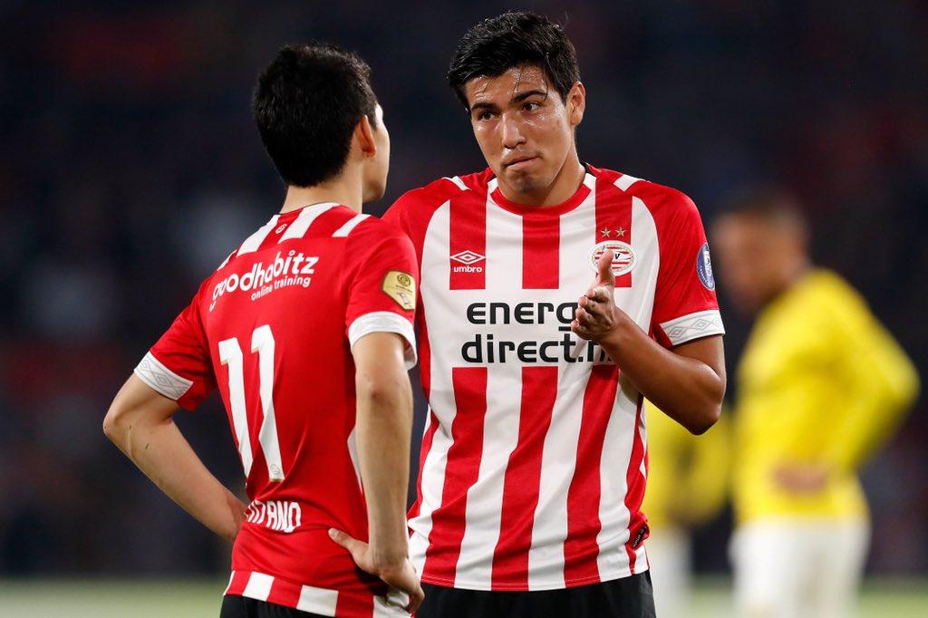 ¡Ya son dos! El golazo que marcó el 'Guti' con el PSV al VVV Venlo