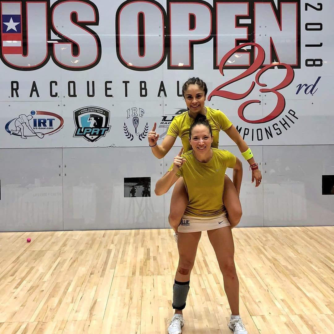 Paola Longoria conquistó el US Open por novena vez