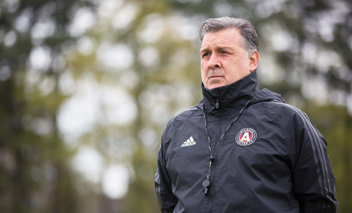 ¡Salió el peine! 'Tata' Martino explicó los motivos para dejar al Atlanta
