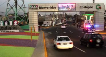 Ecatepec, el municipio con mayor percepción de inseguridad en México: Inegi