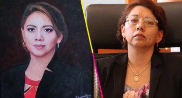 """Críticas y burlas por """"ayudadita"""" que alcaldesa de Tehuacán se dio en su retrato"""