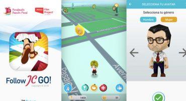 ¡Atrapa a Jesús! Checa el juego religioso inspirado en Pokémon Go!
