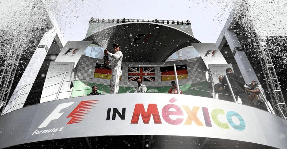 Guía de supervivencia del Gran Premio de la Ciudad de México
