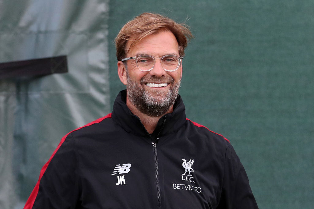 Jurgen Klopp calificó a la UEFA Nations League como un torneo sin sentido