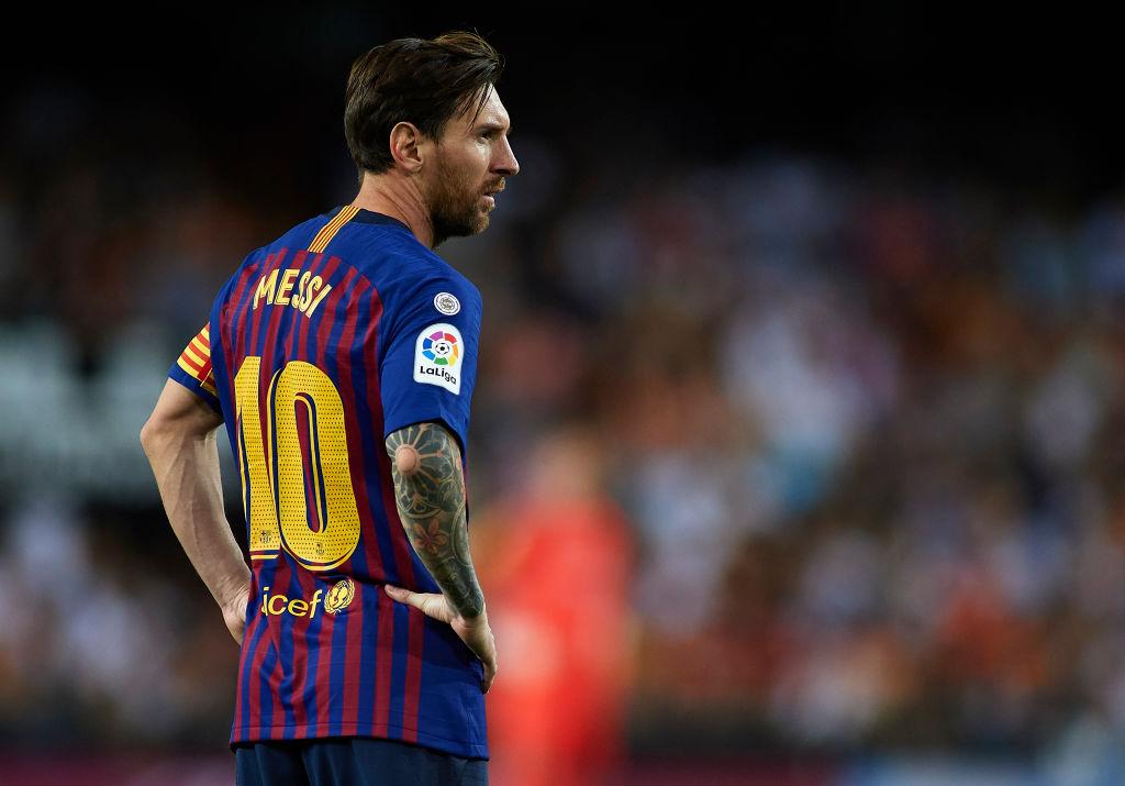 ¿Con CR7 de nuevo? Presidente del Inter de Milán no descarta fichar a Lionel Messi