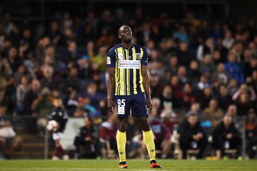 Bolt habría recibido oferta de contrato de Central Coast Mariners
