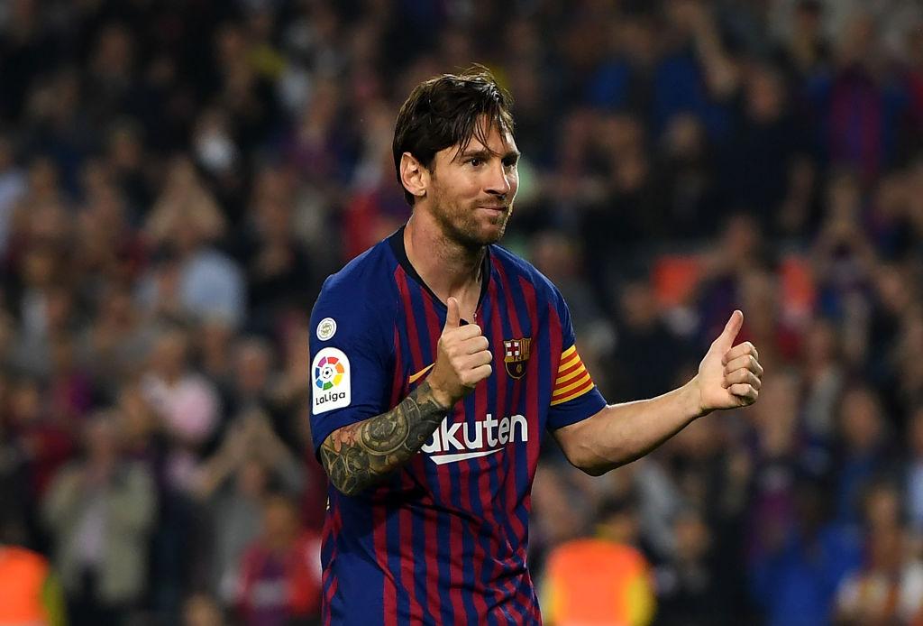 Presidente de LaLiga propone el 'trofeo Messi' al MVP de la temporada