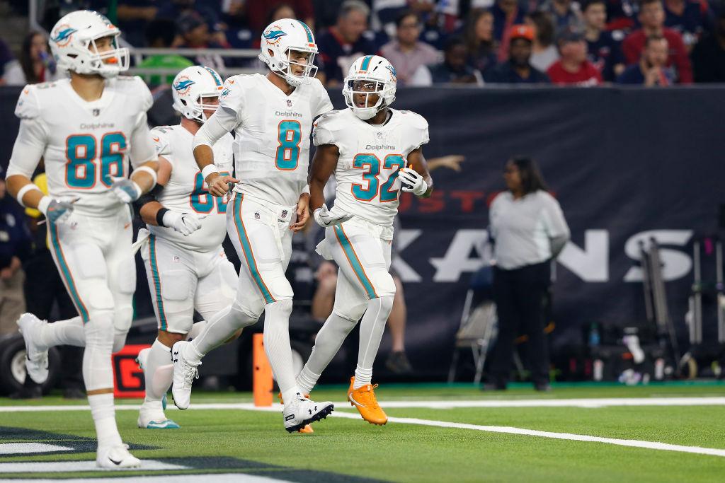 ¡5 y contando! 20 imágenes del triunfo de los Texans sobre los Dolphins