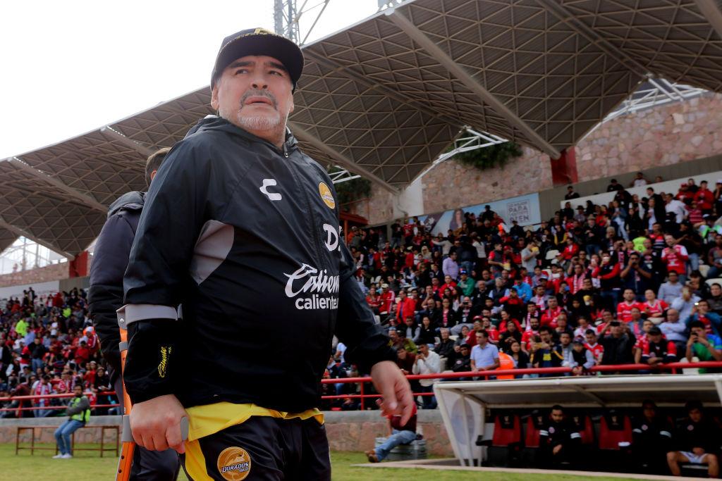 ¡Así se rindió el mundo del deporte ante Maradona por su cumpleaños!