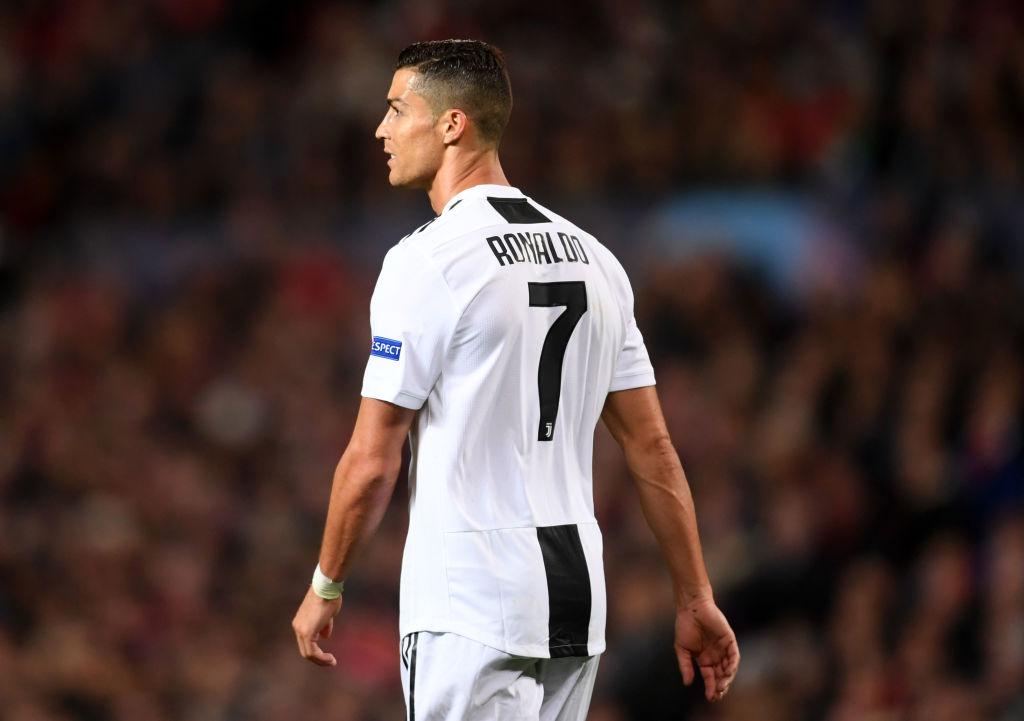 ¡Goleador! Cristiano Ronaldo marcó de penal al Empoli con la Juventus
