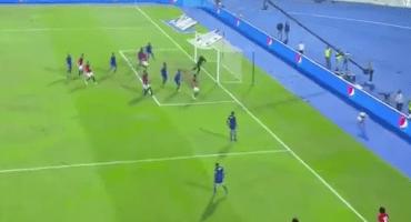 ¡Una locura! Mohamed Salah sorprendió con este gol olímpico con Egipto