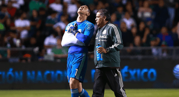 ¡No hay fractura! Hugo González sólo sufrió una contusión severa