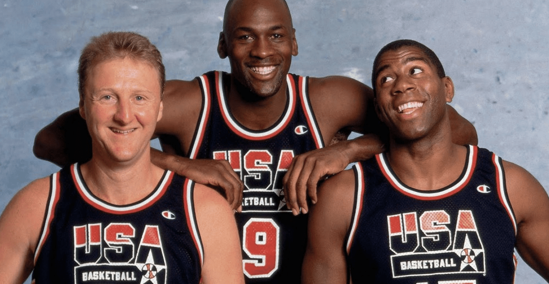NBA 2018-2019: Recordando aquel fantástico Dream Team del 92