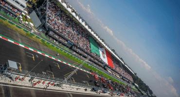 Así será la ceremonia de apertura del Gran Premio de México