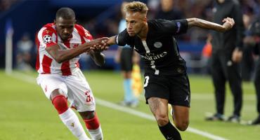 ¿Qué? Investigan el PSG 6-1 Estrella Roja de Champions League por posible amaño