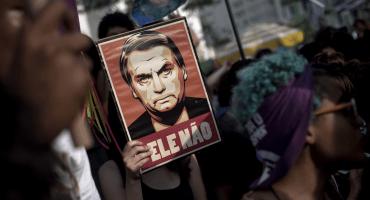 Jair Bolsonaro dice que combatirá a la