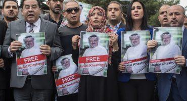 17 saudíes fueron sancionados por Estados Unidos en el caso Khashoggi