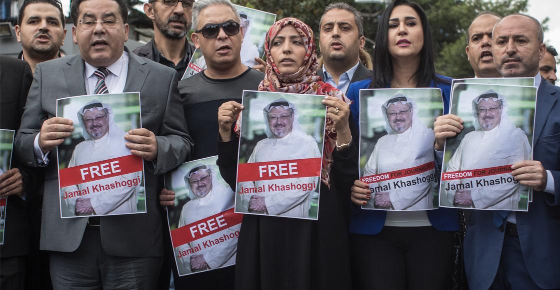 Riad confirma que Khashoggi murió en el consulado saudí
